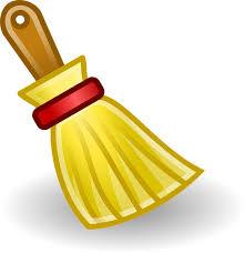 Supporto per pulizie di cucine industriali